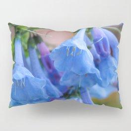 Pop of Blue Pillow Sham