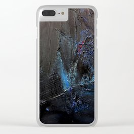 Black is Beautiful Clear iPhone Case