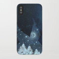 Night Owl Slim Case iPhone X