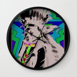 PopCollar W/JMR1 Wall Clock