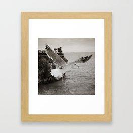 Envol de Cascais Framed Art Print