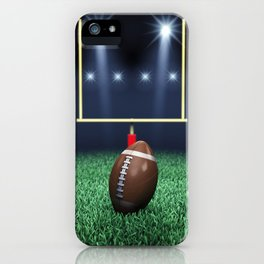 American Football stadium iPhone Case