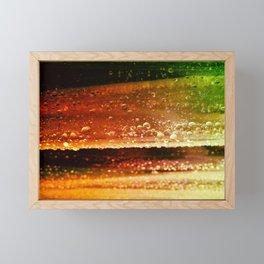 Water Shroud Framed Mini Art Print