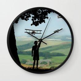 Childhood dreams, Flypast Wall Clock