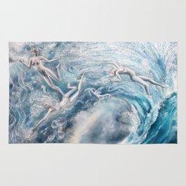 Spirits of the Sea Rug