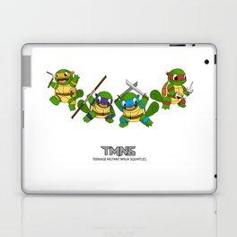TMNS Laptop & iPad Skin