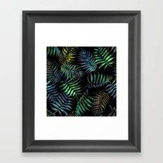 Reeya Tropical {Jade} Framed Art Print