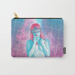 Retrofuturism Carry-All Pouch