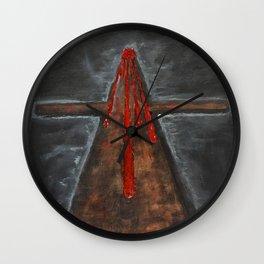 The Sixth Hour Wall Clock
