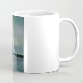 Twilight Sail Coffee Mug