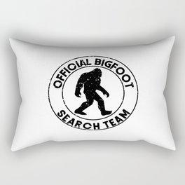 Official Bigfoot Search Team Rectangular Pillow