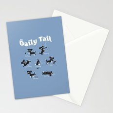 The Daily Tail Dog Stationery Cards