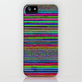 Super_Stripez iPhone Case