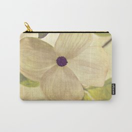 dogwood closeup Carry-All Pouch