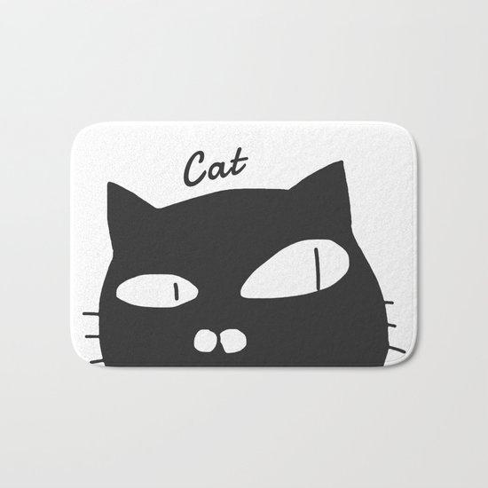 cat-154 Bath Mat