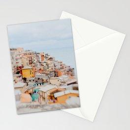 Manarola, Cinque Terre III Stationery Cards