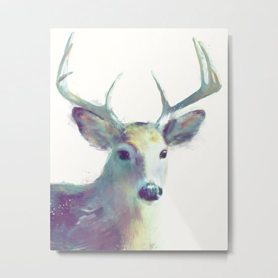 Whitetail No. 2 Metal Print