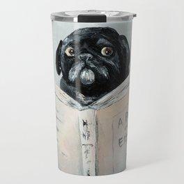 A PUG'S GUIDE TO ETIQUETTE Travel Mug