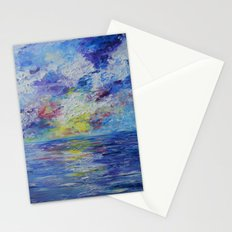 Reflection of Bliss Stationery Cards