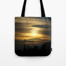 a darkness within... Tote Bag