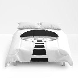 BLACK DAWN Comforters