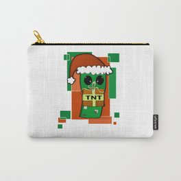 Christmas Creeper Carry-All Pouch