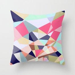 Geometry II Throw Pillow
