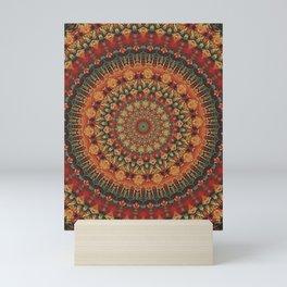 Mandala 563 Mini Art Print