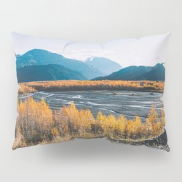 Alaskan Autumn - Kenai Fjords National Park Pillow Sham