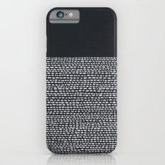 Riverside (Black) iPhone 6s Slim Case