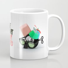 Be smart. Think weird III Mug
