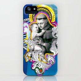 Santo Antônio (Anthony of Padua) iPhone Case