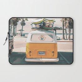 Surf Van Venice Beach California Laptop Sleeve