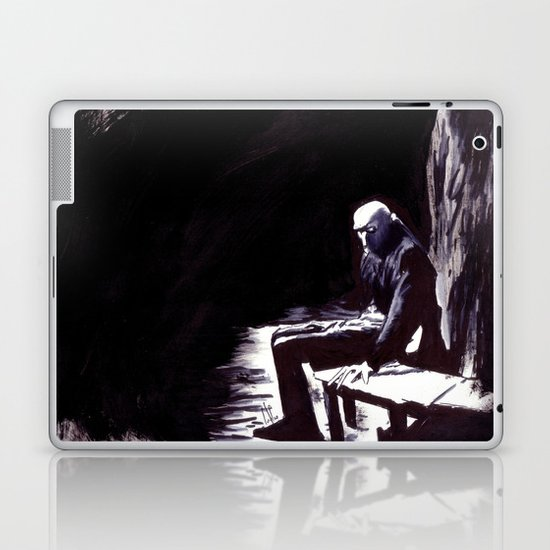 The Great Death of Wisborg Laptop & iPad Skin