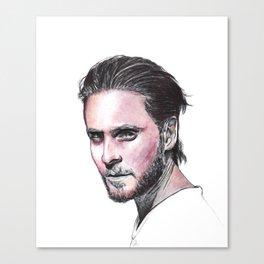 The conquistador. Canvas Print