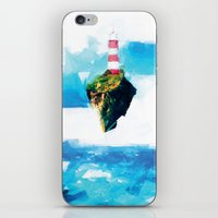 lighthouse iPhone & iPod Skins featuring Lighthouse by Vadim Cherniy