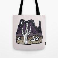 arizona Tote Bags featuring Arizona by WEAREYAWN