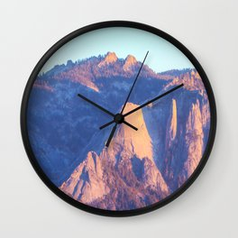 The Sonnet Wall Clock