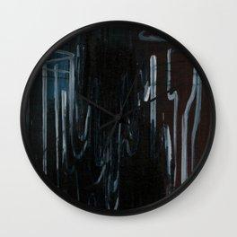 Shadows III Wall Clock