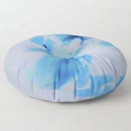 A Contextual of Peace Floor Pillow