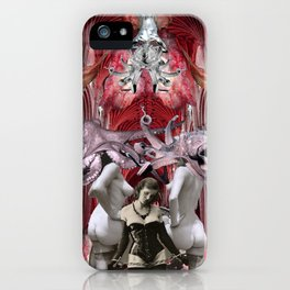 Gathering Of Witches iPhone Case