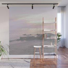 Sea You Soon Sunset Wall Mural