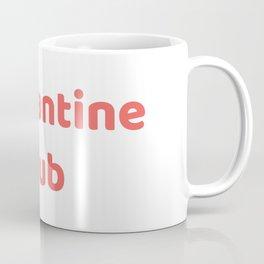 Quarantine Club Coffee Mug