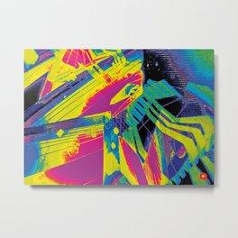 Flipsyde Metal Print