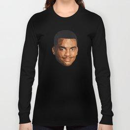 Low Poly Carlton Long Sleeve T-shirt