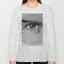 Steve Jobs Eye Long Sleeve T-shirt
