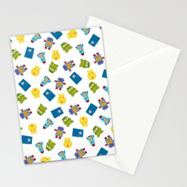 marmalade boy pattern Stationery Cards