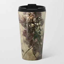 Lilac Scents Travel Mug