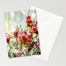 OPPOSITE LOVE - Rusted Magnolia Tree - (decrepit beauty) Stationery Cards