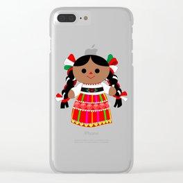 Oaxaca Clear iPhone Case